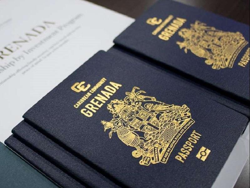 اخذ اقامت و پاسپورت گرانادا