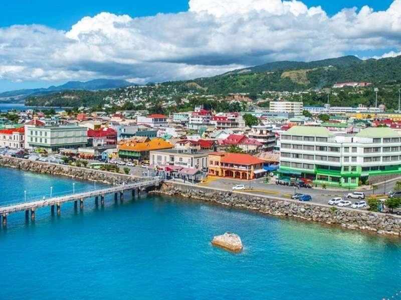 اقامت دومینیکا-پاسپورت دومینیکا