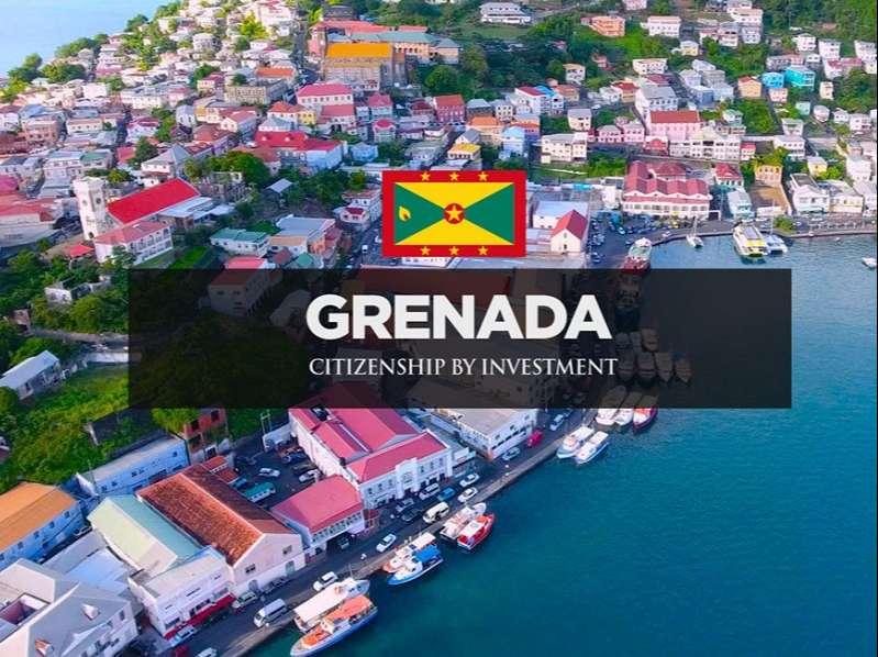 پاسپورت گرانادا - اقامت گرانادا